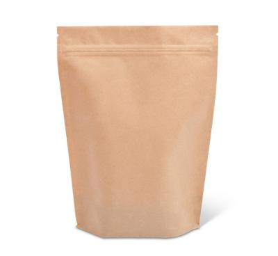 14-16 oz Biotre Stand-Up Pouch w/ Zipper