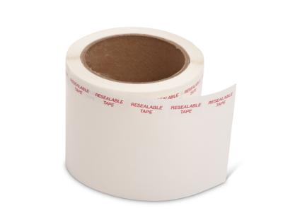 Resealable Tape 1,000/roll