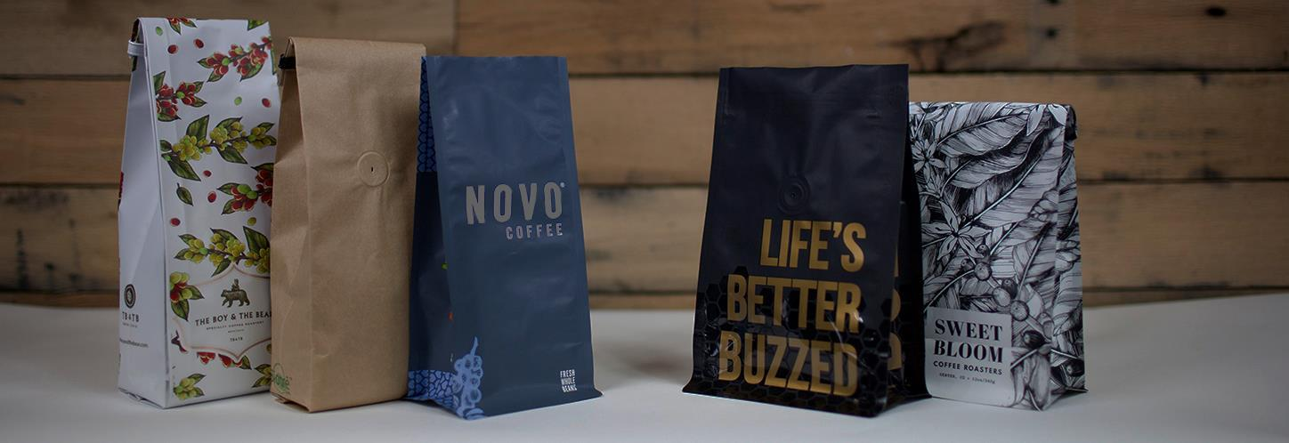 Packaging for Coffee