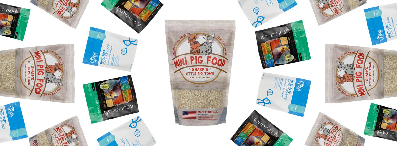 Packaging for Pet Food & Treats